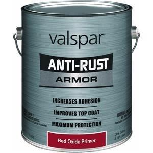 Valspar 21850Q Galvanized Metal Primer Enamel - 1 Quart