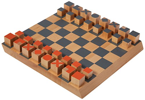 Wild Wood Chess Set Wooden Board Game