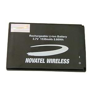 Novatel Wireless 0332184197543 batería recargable - Batería/Pila recargable (iones de litio, Enrutador portátil, Negro, - Novatel Wireless MiFi 2352 - Novatel Wireless MiFi 2372 - Novatel Wireless MiFi 3352)