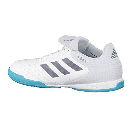 adidas Herren Copa Tango 17.3 in Fußballschuhe, Elfenbein (Ftwr White/Onix/Clear Grey), 47 1/3 EU