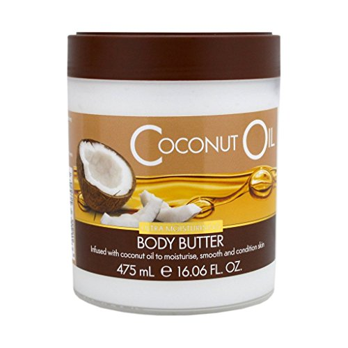 Creightons Coconut Oil Ultra Moisturizing Body Butter 16.06 oz