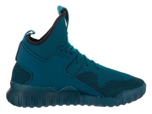 Adidas Mens Tubolare X Pk Scarpa Da Basket Originale Blu / Nero