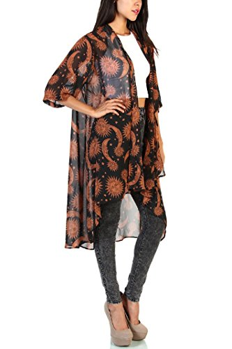 SVALIY Women Cardigan Kimono Bathing product image