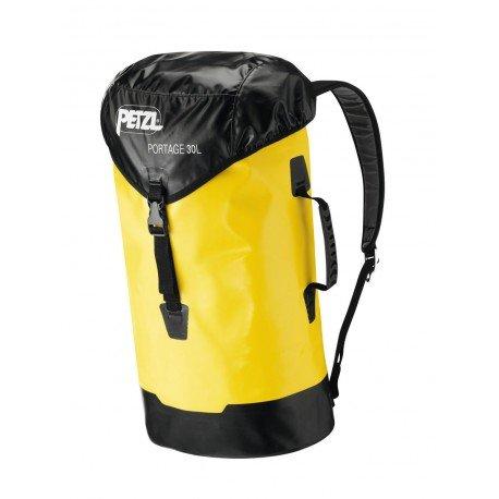 PETZL Portage Pack Yellow/Black 30L