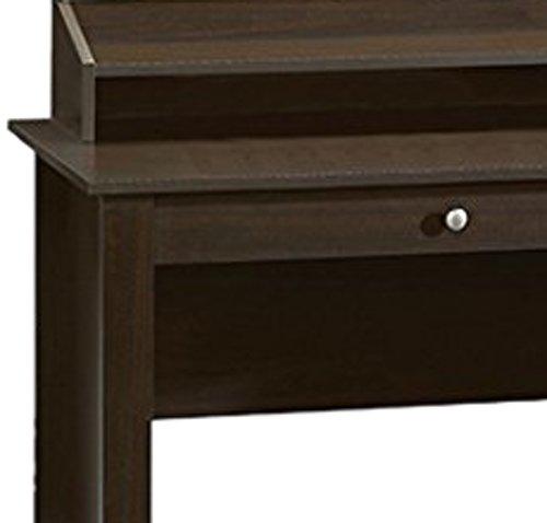 042666102056 - Sauder Shoal Creek Desk, Jamocha Wood carousel main 10