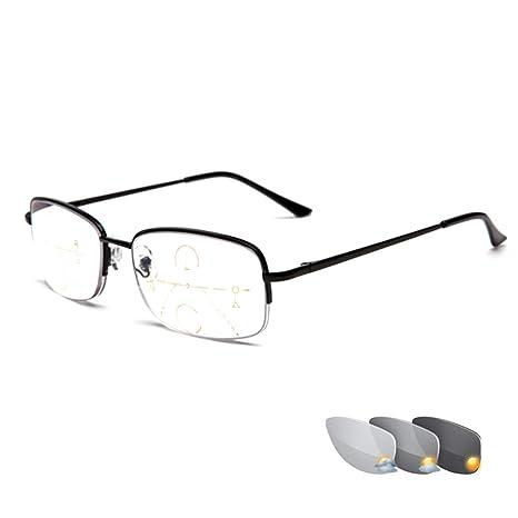 Gafas de Lectura fotocromáticas, Gafas de Sol multifocales ...