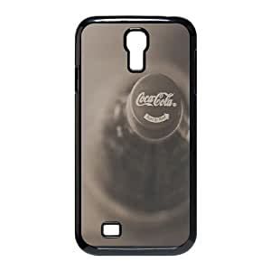 Samsung Galaxy S4 9500 Cell Phone Case Black_CocaCola Bottle Capsule Art Mxzyg