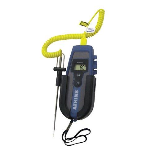 Cooper-Atkins 93230-K EconoTemperature Thermometer Kit; Meter/Lanyard/Wall Bracket/Probe