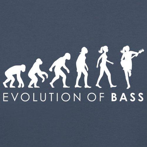 7 Couleur B/éb/é-Body 0-18 Mois Bassiste Dressdown Evolution Of Woman