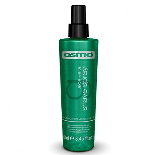 OSMO Aloe Vera Shave Spray, 250 ml 064026