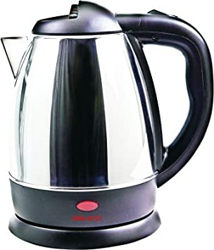 Orpat OEK 8137 Electric Kettle, 1.2 L (Black) at amazon
