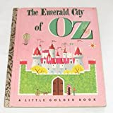 img - for The Emerald City of Oz ( A Little Golden Book) book / textbook / text book
