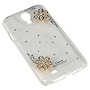 Generic Rhinestone Crystal Hard Case Cover for Samsung S4 I9500 10263
