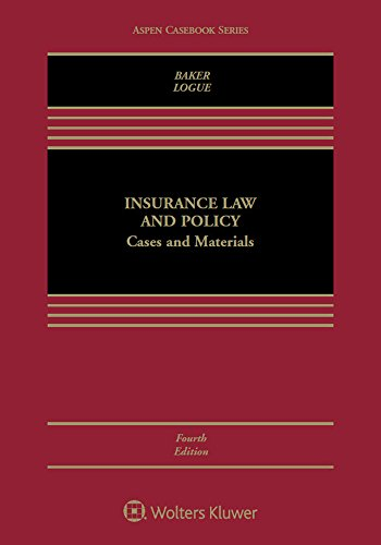 Top insurance law book for 2019