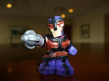 Amazon.com: Ultimate Spider-man Fighter Pods - KLAW Figure - Series ...