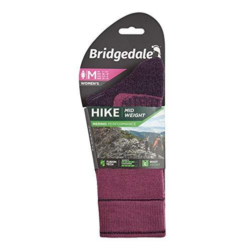 Mi Pink Bridgedale Originales Chaussettes Endurance lourd De Womens wv8X7vRq
