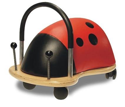 Wheelybug Ladybird Ride-on (Small) Hippychick BabyCenter WBLBS