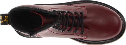 Cherry Red Delaney Dr Martens Boot qvRzxtB