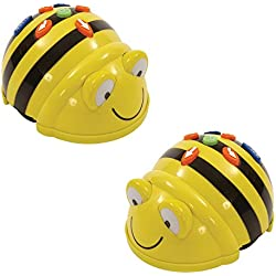 Teach simple programming with a set of Two Bee-Bots