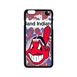 Cleveland Indians Fahionable And Popular High Quality Back Case Cover For Iphone 6 by mcsharks