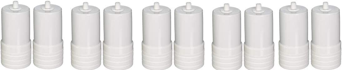 Pack of 2 Aqua-Pure 70020318823 AP217 4629002 Under Sink Replacement Filter Cartridge 3- Pack