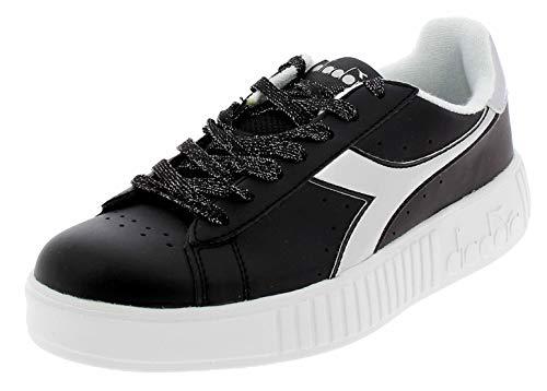 Game P Sneakers Diadora Bianco Mujer Step Para 5Pf5wq7