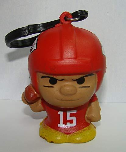 (Kansas City Chiefs Patrick Mahomes #15 SqueezyMates NFL Figurine)