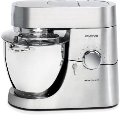 Kenwood KMM023 - Robot de cocina Titanium Major: Amazon.es: Hogar