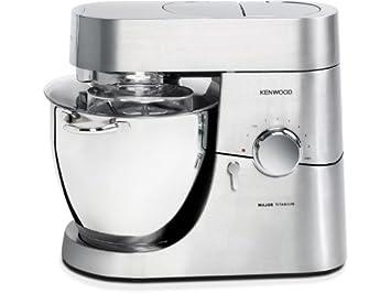 Kenwood KMM023 - Robot da Cucina Major Titanium argento: Amazon.it ...