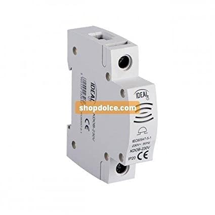 Timbre calidad de perfil din cuadro eléctrico 230 kdob volt-230 V