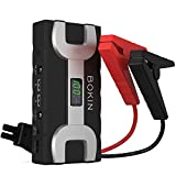 BOKIN 600A Peak 16800mAh Portable Car Jump Starter (up to 6.0L Gas, 5.5L Diesel Engine) Battery Booster Charger-Compact Power Bank for Mobile Devices with Smart USB Port and Charger for Car Battery