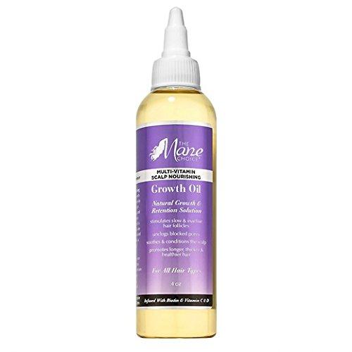 The Mane Choice Hair Growth Oil 4 oz