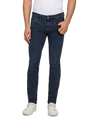 REPLAY Anbass, Jeans Hombre Azul (Blue 10)