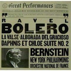 Bolero Diamond (Leonard Bernstein conducts Ravel : Bolero / La Valse / Daphnis Et Chloe Suite 2 / Alborada Del Gracioso (CBS Masterworks))