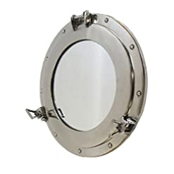 41%2BJWILxrqL._SS247_ 100+ Nautical Themed Mirrors