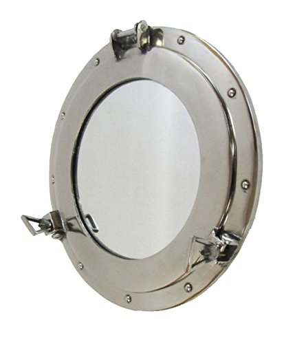41%2BJWILxrqL Best Porthole Mirrors For Nautical Homes