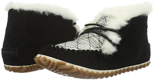 Out Mocassins Women''s N black Sorel 010 Black Moc About PvHCw