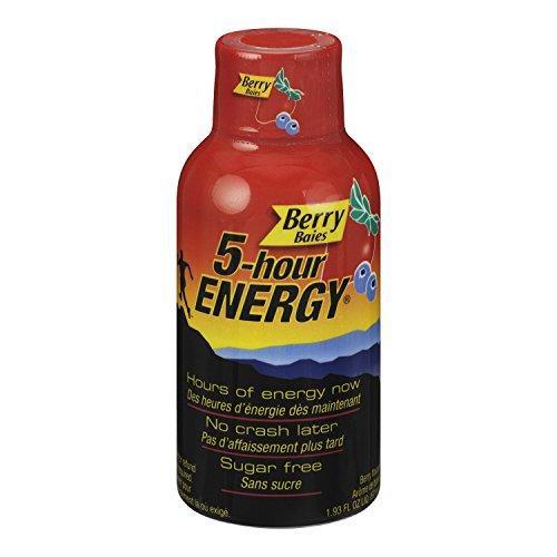 Hour Energy Strength 1 93 Fluid 12 Count