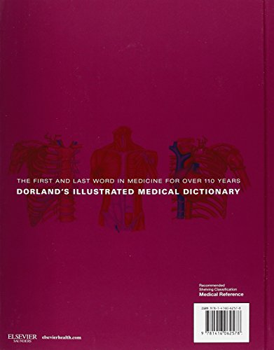 Dorland's Illustrated Medical Dictionary (Dorland's Medical Dictionary) - http://medicalbooks.filipinodoctors.org
