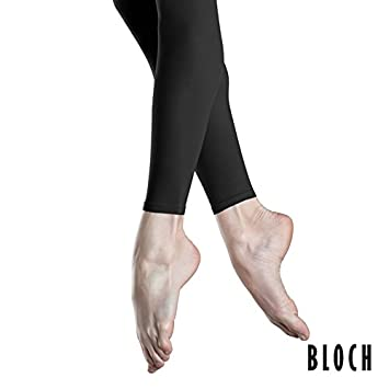 05a1727352c79 Bloch Women's Endura Footless Tights: Amazon.co.uk: Sports & Outdoors
