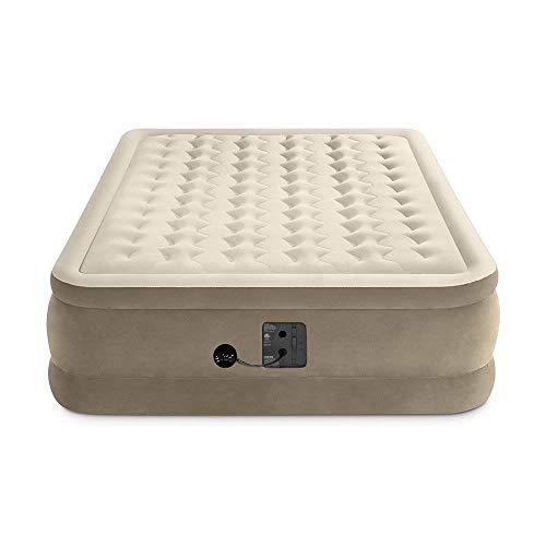 Intex Fiber Tech Airbed-Queen