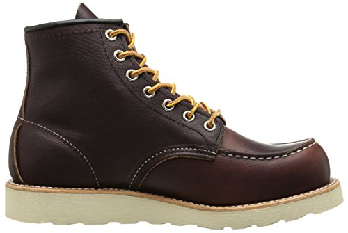 Briar Red uomo Pit Wing Marrone Stop Casual fqIw0qA