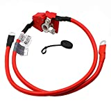 KIPA Positive Battery Blow Off Cable Lead Wire Plus Pole for BMW F20 F21 F22 F87 F23, Replace OE Numer 61129253111, 9253111