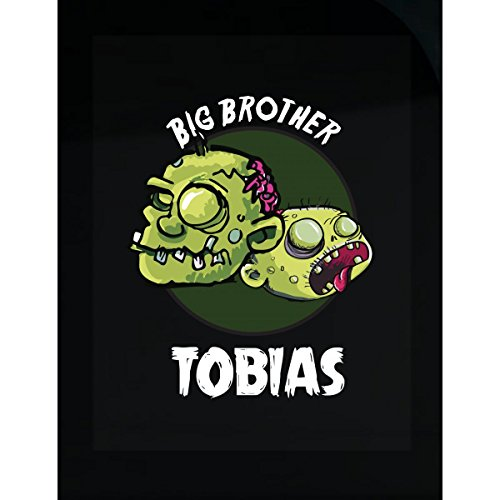 Prints Express Halloween Costume Tobias Big Brother Funny Boys Personalized Gift - Sticker -