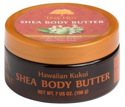 - Tree Hut Shea Body Butter 7 Ounce Hawaiian Kukui (207ml) (2 Pack)