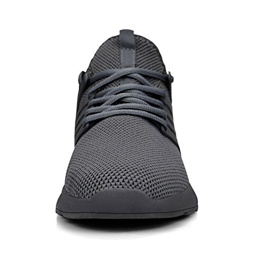 8dc55854ce2 well-wreapped Troadlop Womens Running Sneakers Ultra Lightweight Breathable  Mesh Walking Athletic Shoes(Size