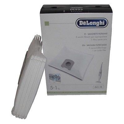 De 'Longhi 2681079011sacchetti per aspirapolvere adatto per serie 2000 De' Longhi