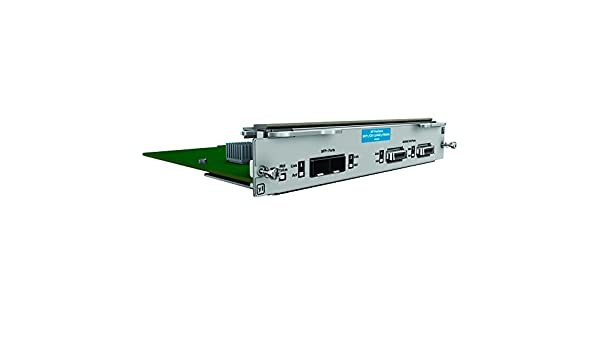 Amazon com: HP J9312A 2-Port SFP+/ 2-Port CX4 10GbE yl