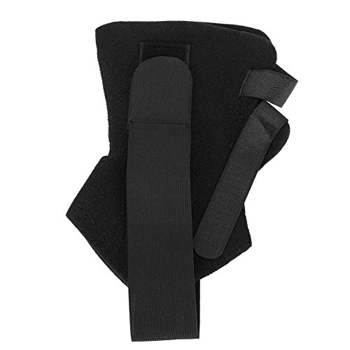 Adjustable Plantar Splint Foot Brace Support Ankle Strap Protector Strephenopodia Orthosis