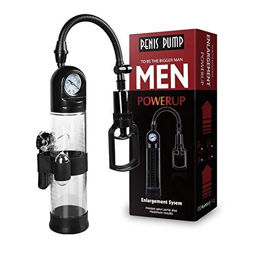Men Aircraft Pump Enl-argement Vacuu-m Pumps Enlarger Pleasure